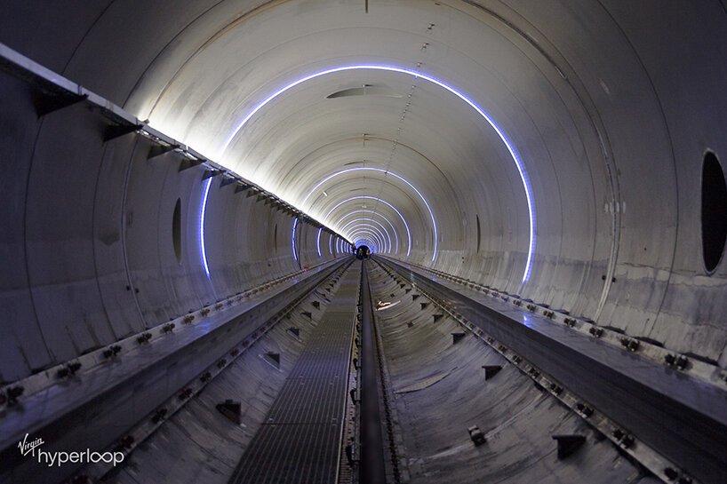 virgin hyperloop explica cómo funcionan sus pods de 670 mph / 1,070kph