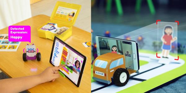 ¿Por qué los teléfonos inteligentes y las pestañas son ideales para enseñar inteligencia artificial a los niños?